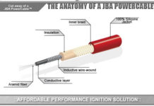 The anatomy of a JBA power cable
