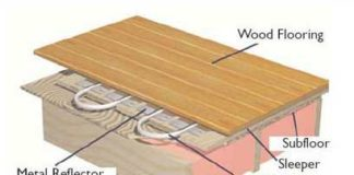 Flooring construction