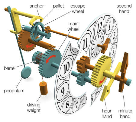 Clock Anatomy