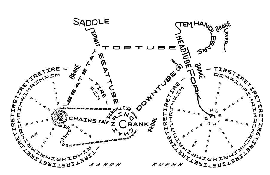 Interesting Bike Anatomy