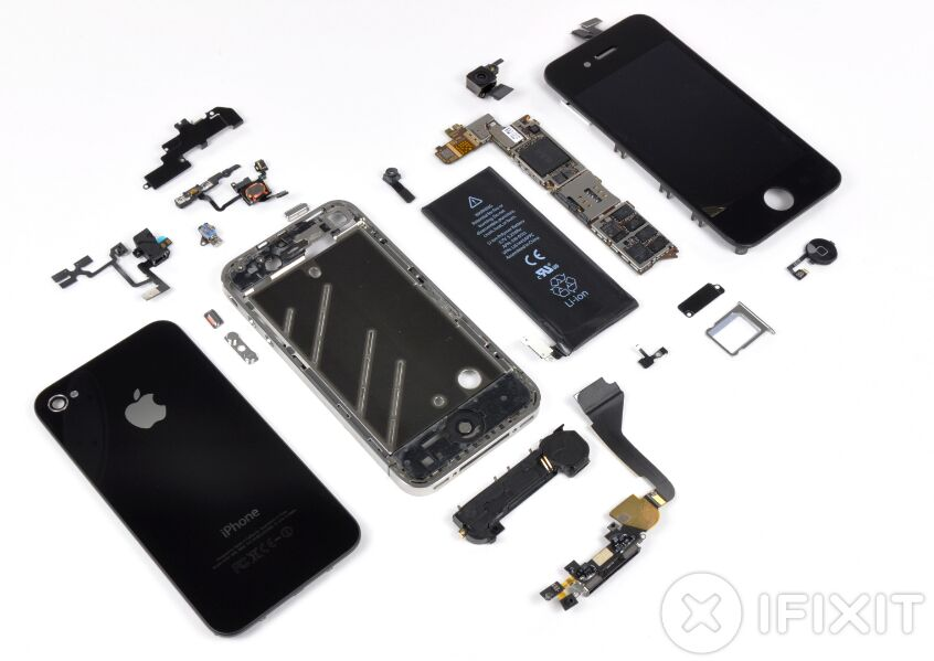 Iphone 5 Structure
