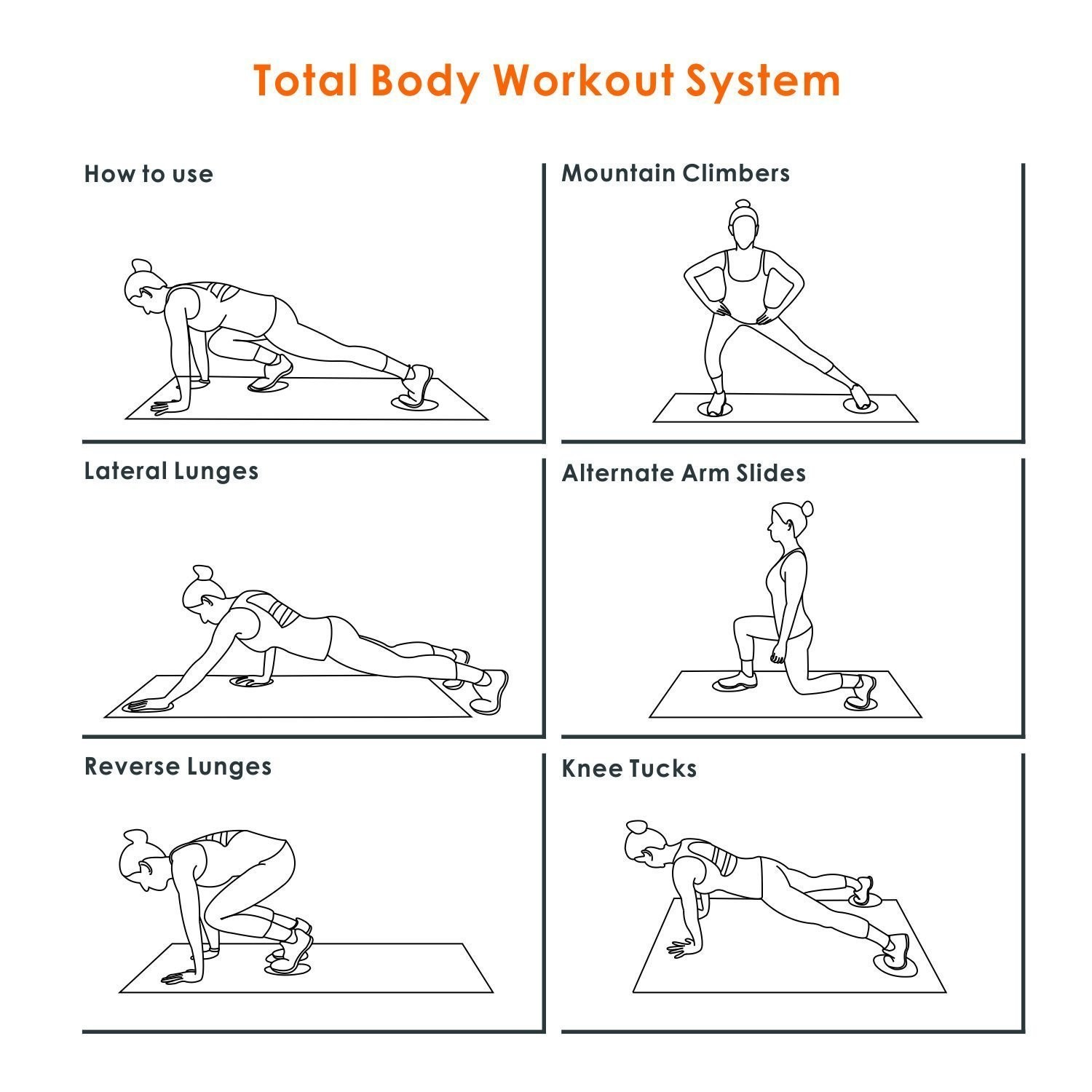 Total Body Workout System