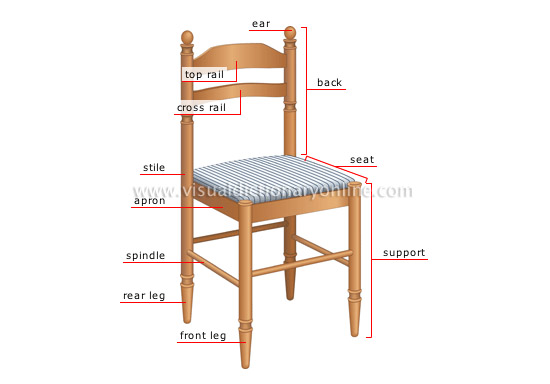 Home Chair Structure