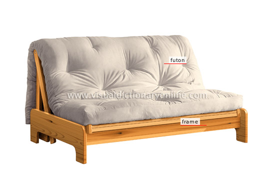 Sofa Bed Structure