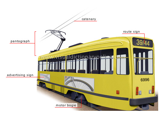 Streetcar Structure