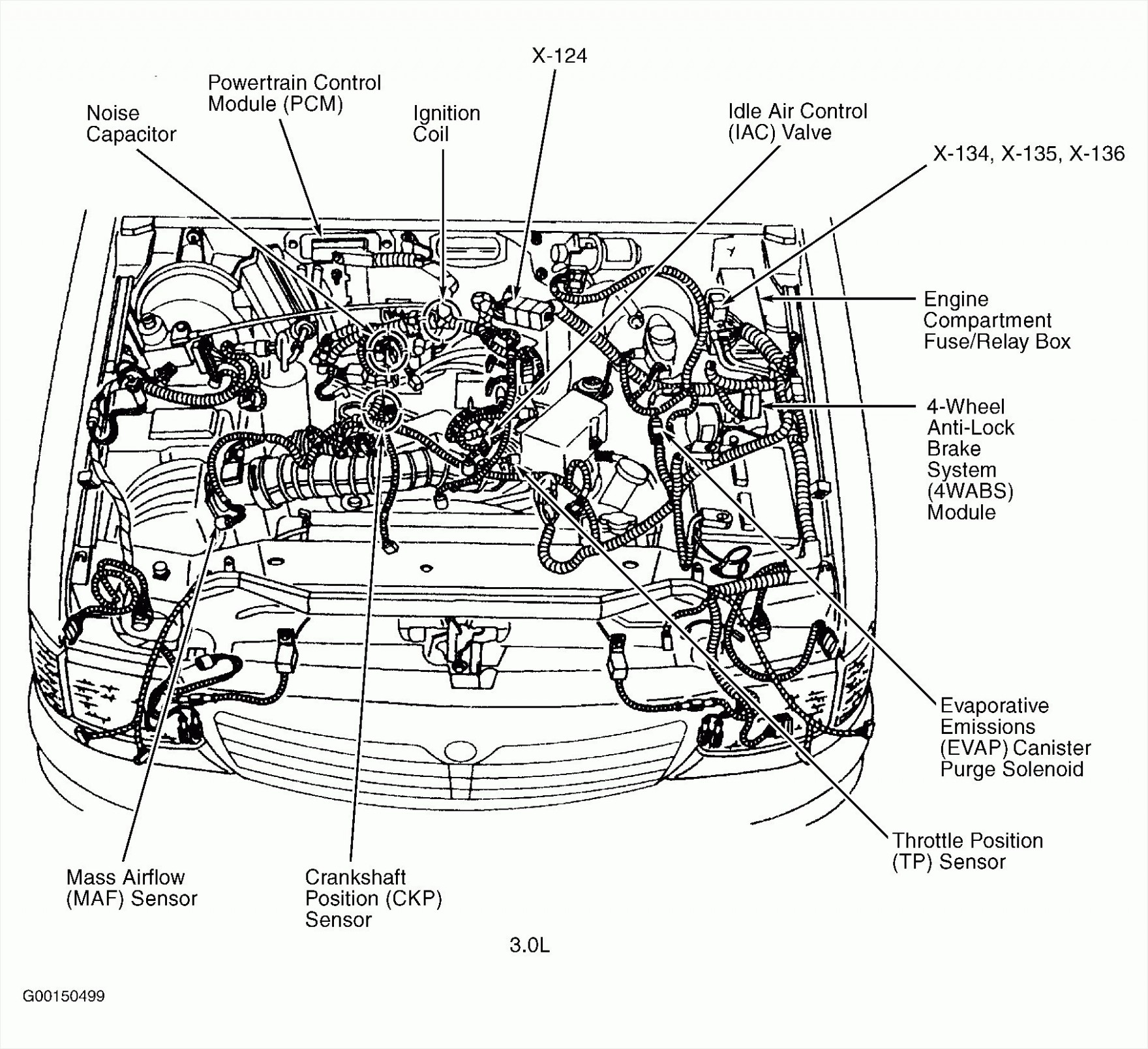5 5 5 Liter Gm Engine DiagramAnatomy Note