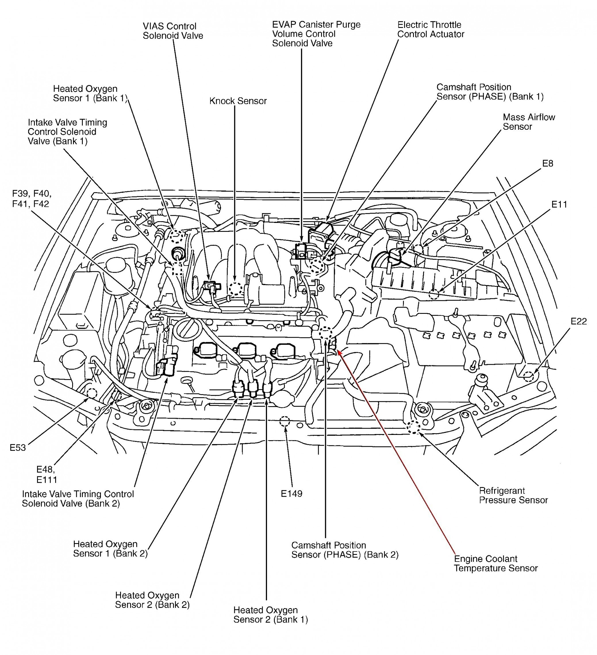Bmw X7 Engine Bay DiagramAnatomy Note
